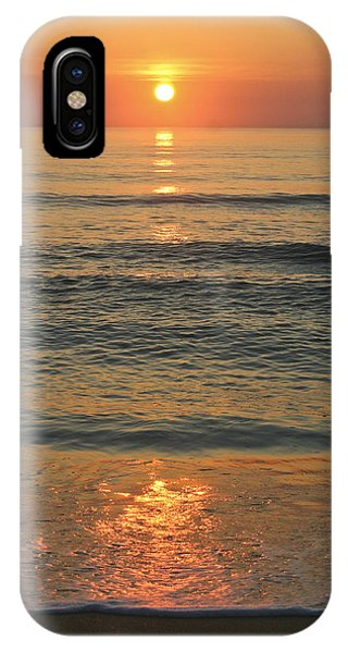 Flagler Beach Sunrise IPhone Case