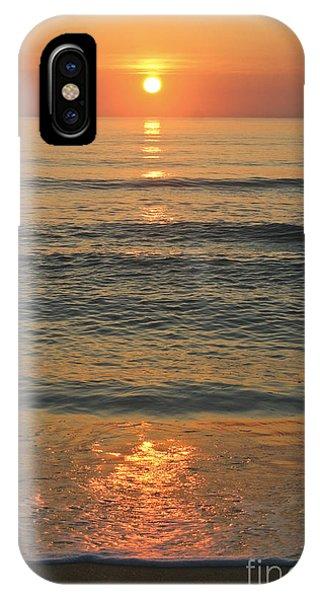 Flagler Beach Sunrise IPhone Case
