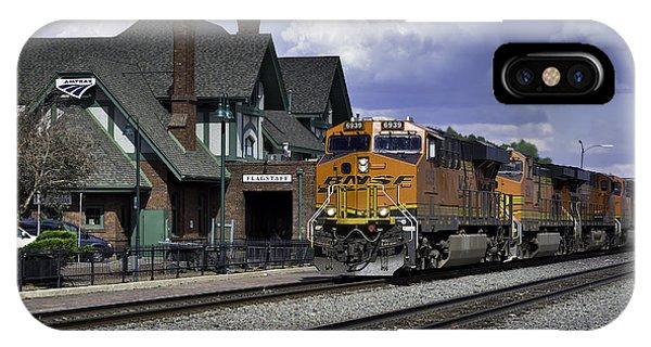 Flagstaff Station IPhone Case