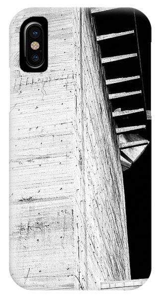 Flak Tower Vienna Side View IPhone Case