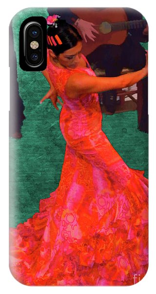 Flamenco IPhone Case