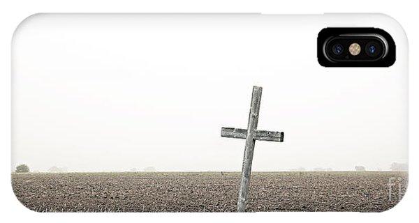 Flat-out Faith IPhone Case
