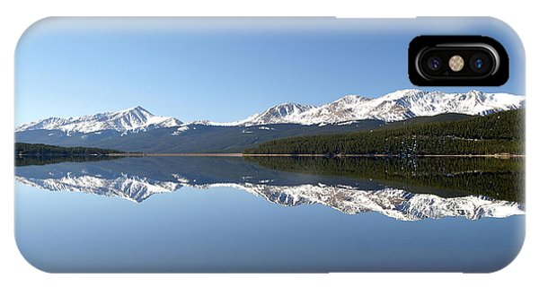 Flat Water IPhone Case