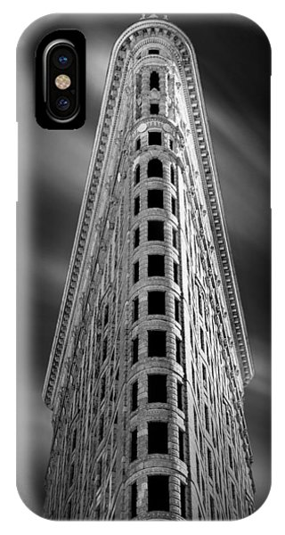 Flatiron Nights IPhone Case