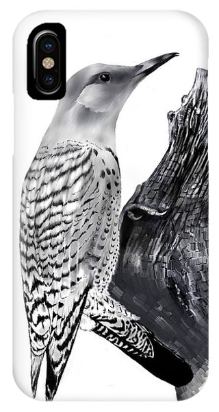 Flicker IPhone Case