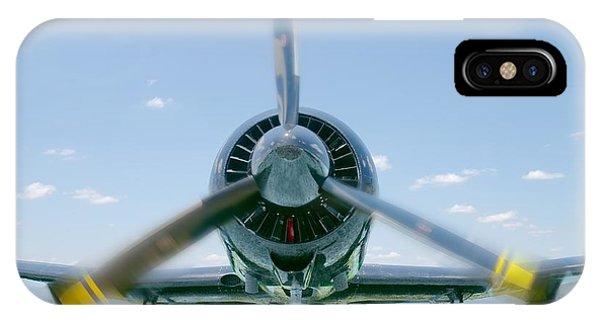 Flight In Color IPhone Case