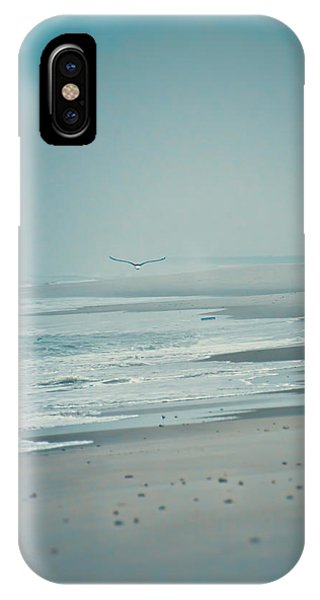 Flight Of Tranquility And Peace IPhone Case