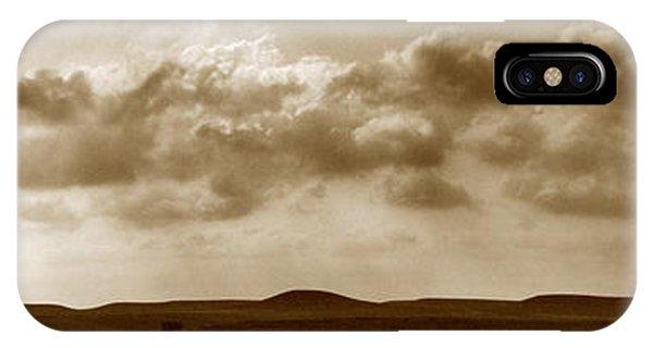Flint Hills Panorama IPhone Case