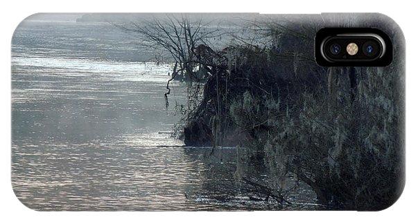 Flint River 28 IPhone Case
