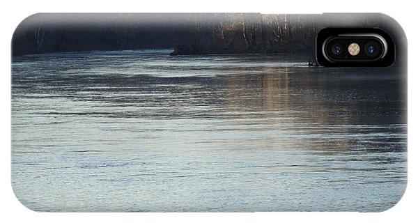 Flint River 31 IPhone Case