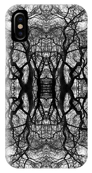 Tree No. 11 IPhone Case