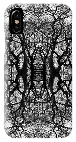 Tree No. 11 IPhone Case