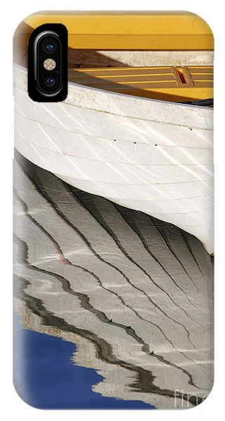 Floating On Blue 15 IPhone Case