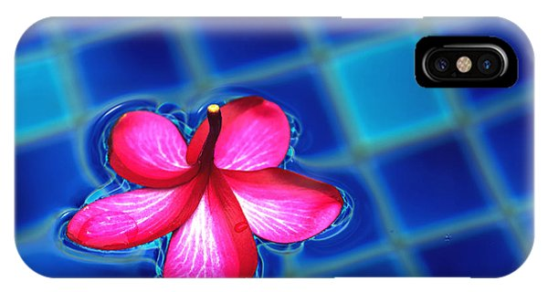 Floating Petal IPhone Case