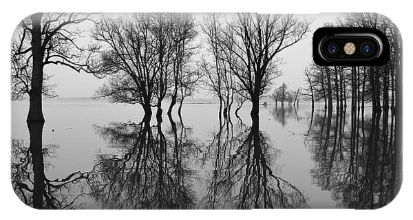 Flooded iPhone Case - Flood by Simun Ascic