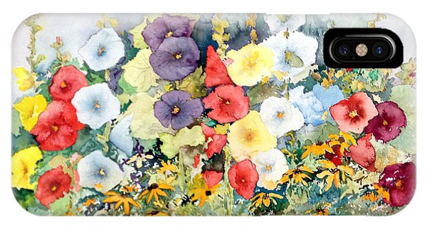 Floral 2115 IPhone Case