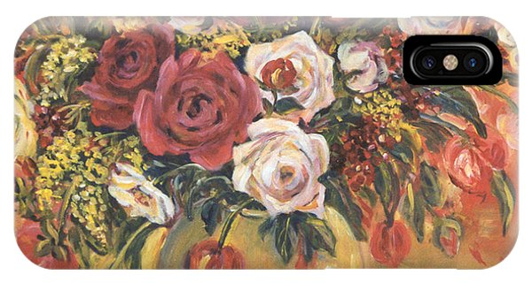 Floral Arrangement IPhone Case