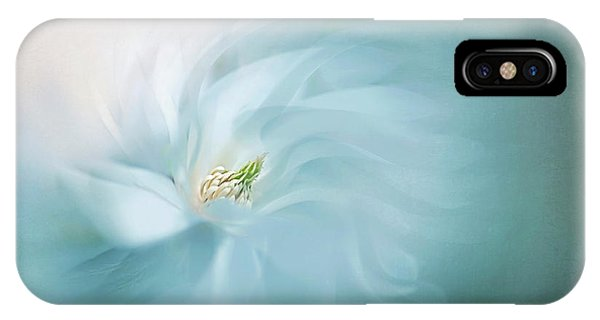 Flow iPhone Case - Floral Ballet by Jacky Parker