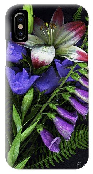 Floral Bouquet 2 IPhone Case