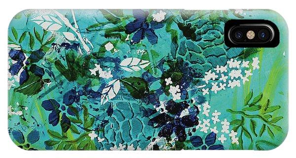 iPhone Case - Floral Bouquet by Julie Acquaviva Hayes