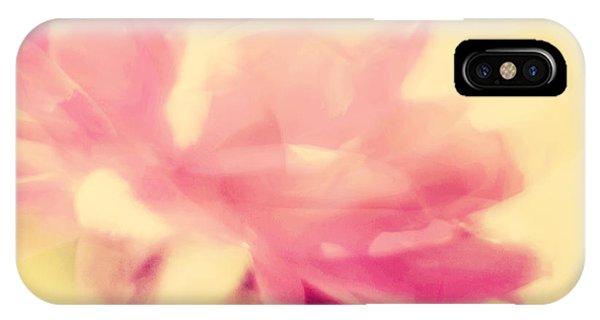 Floral Concept IPhone Case