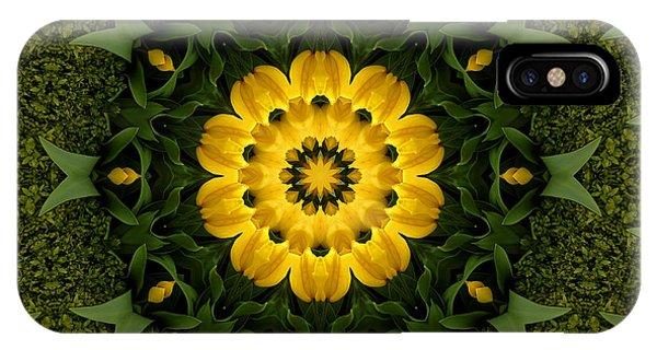 Floral Fantasy - 34 IPhone Case