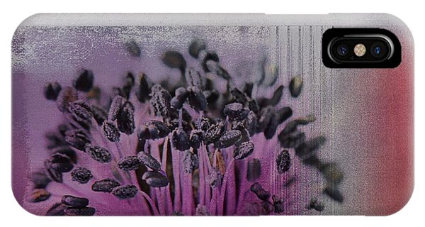 Pistil iPhone Case - Floralart - 02b by Variance Collections