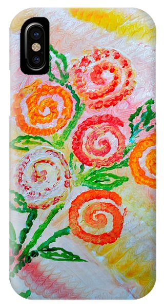 Floralen Traum IPhone Case