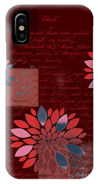 Peony iPhone Case - Floralis - 833 by Variance Collections