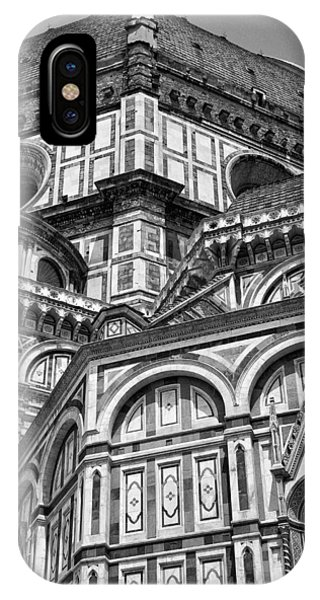 Florence Cathedral And Brunelleschi's Dome IPhone Case