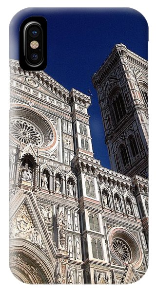 Florence - Il  Duomo IPhone Case