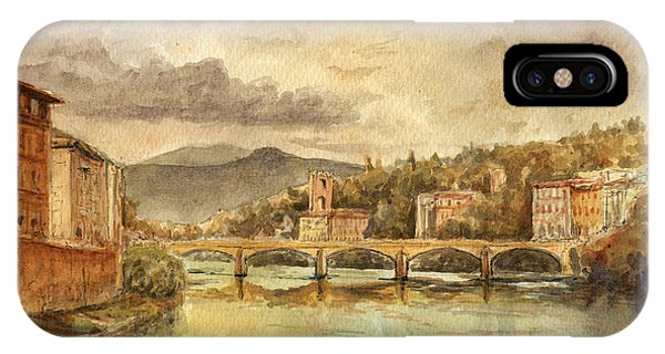 Urban iPhone Case - Florence by Juan  Bosco
