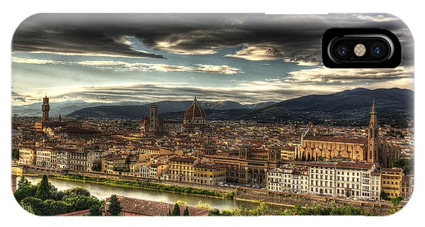 Florence IPhone Case