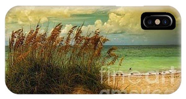 Florida Beach Phone Case by Annette Allman