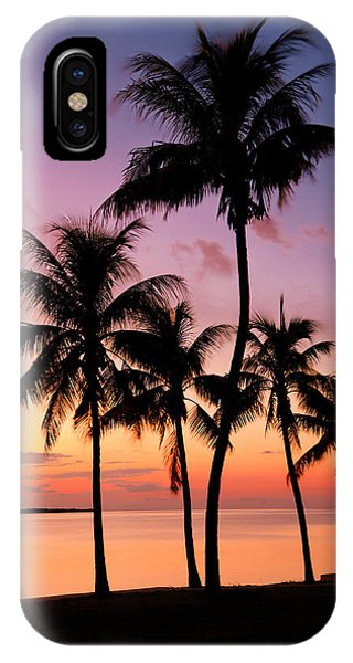 Reflection iPhone Case - Florida Breeze by Chad Dutson