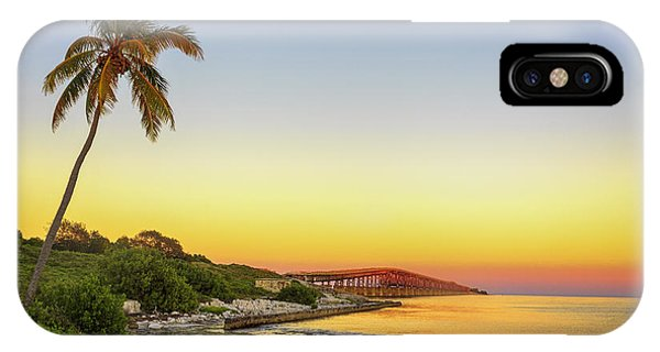 Florida Keys Sunset IPhone Case