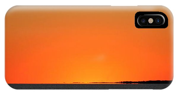 Florida Orange IPhone Case