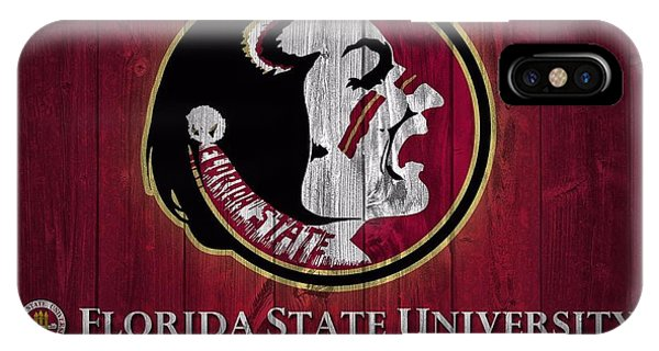 Florida State University Barn Door IPhone Case