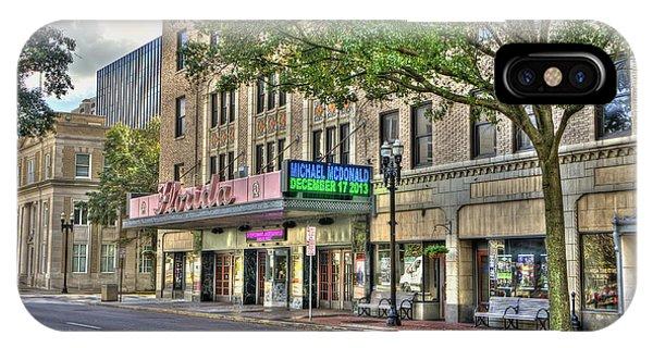 Florida Theatre Surreal IPhone Case