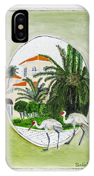 Florida Wild Life By Stan Bialick Phone Case by Sheldon Kralstein
