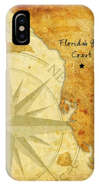 Florida's Gulf Coast IPhone Case