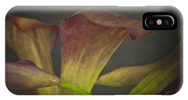Flower #934 IPhone Case