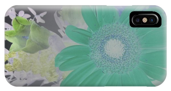 Flower Abstract IPhone Case