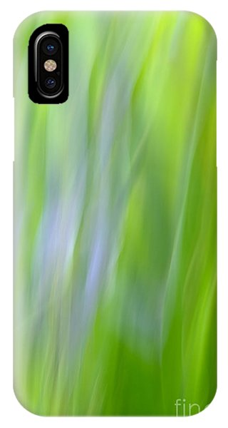 Flower Abstract Phone Case by Kelly Morvant