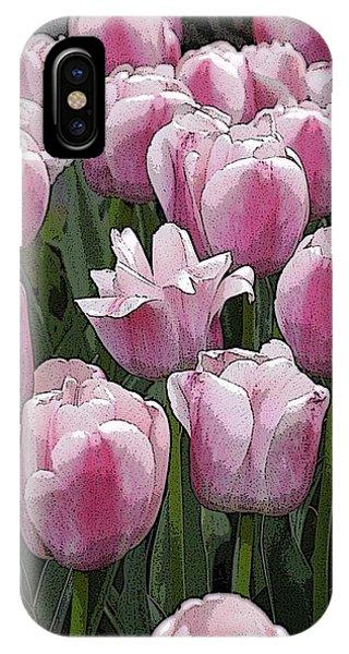 Flower Art06 IPhone Case