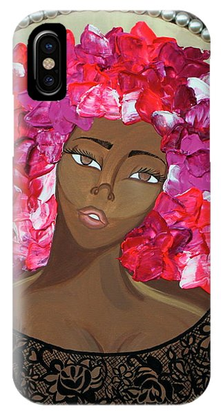 Flower Bomb IPhone Case