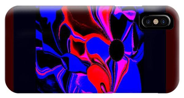 Flower Bush IPhone Case