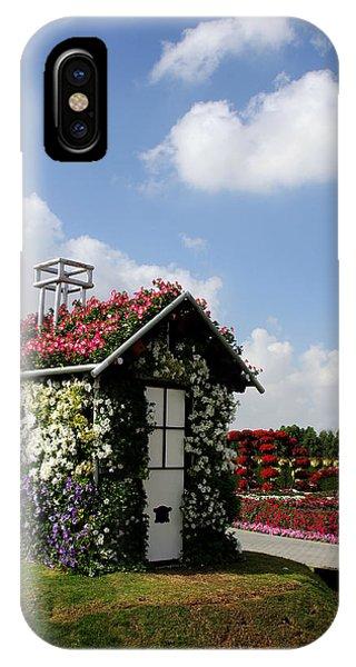 Flower Garden Phone Case by Sanjeewa Marasinghe