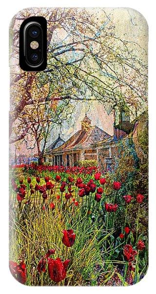 Flower Garden Series 02 IPhone Case