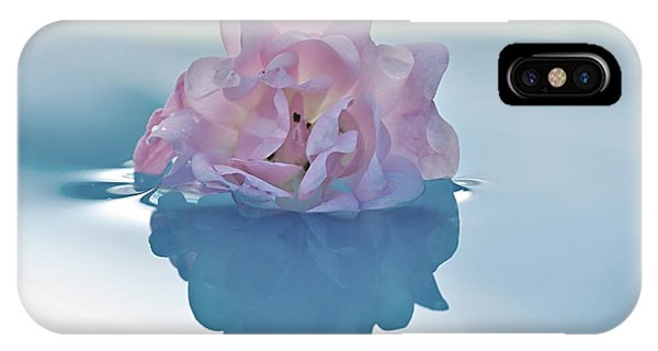 Flower On Water IPhone Case